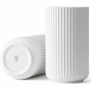 Lyngby - Vase white 25 cm