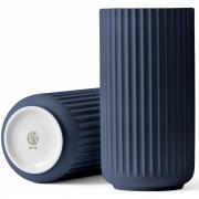 Lyngby - Vase midnight blue 20 cm