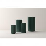 Lyngby - Vase Copenhagen grün 20 cm