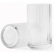 Lyngby - Vase Crystal clear 12 cm