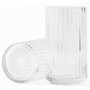 Lyngby - Vase Crystal clear 15 cm