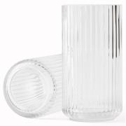 Lyngby - Vase Crystal clear 20 cm