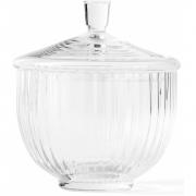 Lyngby - Bonbonniere Glas klar Ø 14 cm