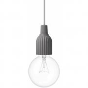 Lyngby - LP Fitting #1 Pendant lamp Darkgrey