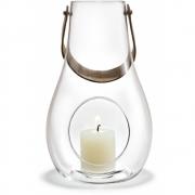 Holmegaard - Design With Light Laterne 25 cm | Klar