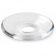 Holmegaard - Glasmanschette für Lumi Kerzenständer 8.5 cm | Klar