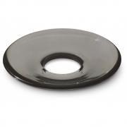 Holmegaard - Glasmanschette für Lumi Kerzenständer 8.5 cm | Smoke