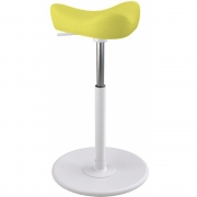 Varier - Move Small Stool Fame Base White