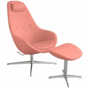 Varier - Kokon Armchair with Footrest Fame