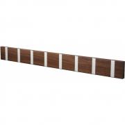 LoCa - Knax Wall Wardrobe Wooden 8 Hooks