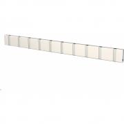 LoCa - Knax Wall Wardrobe 10 Hooks