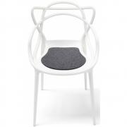 Hey Sign - Kartell Masters Stuhl Sitzauflage antirutsch