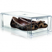 Nomess Copenhagen - Clear Drawer Aufbewahrungsbox No.1 - Small Shoe