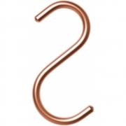 Nomess Copenhagen - S-Hook Haken (5 Stk.) Mini | Kupfer