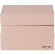 Nomess Copenhagen - Tray Box Aufbewahrungsbox Klein | Nude