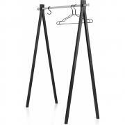 Nomess Copenhagen - Dress-Up Kleiderständer 120 cm | Schwarz | Grau