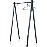 Nomess Copenhagen - Dress-Up Kleiderständer 120 cm | Schwarz | Schwarz
