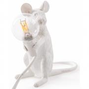 Seletti - Mouse Tischleuchte Mac - Sitting