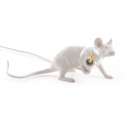 Seletti - Mouse Tischleuchte Lop - Lying Down