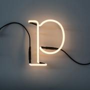 Seletti - Neon Art Leuchtbuchstabe P