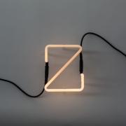 Seletti - Neon Art Alphabet Lamp Z