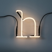 Seletti - Neon Art Leuchtbuchstabe H