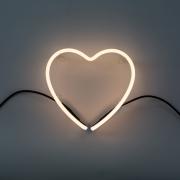 Seletti - Neon Art Symbol Lamp Heart
