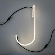 Seletti - Alphafont Letra iluminada J