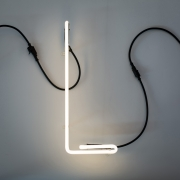 Seletti - Alphafont Letra iluminada L