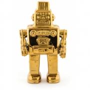 Seletti - Memorabilia My Robot Deko Roboter Gold