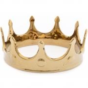 Seletti - Memorabilia My Crown Coroa de decoração Ouro
