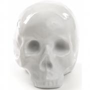 Seletti - Memorabilia My Skull Caveira de decoração Branco