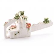 Seletti - Flower Attitude The Chainsaw Kerzenständer
