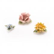 Seletti - Flower Attitude The Magnets aimants (set de 3)