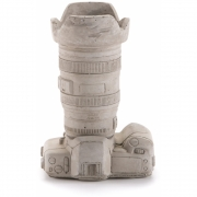 Seletti - Concrete Camera Vase/Object Holder #2