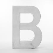 Seletti - Metalvetica 100 Letra de decoração B