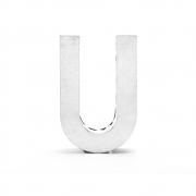 Seletti - Metalvetica Objeto de decoração U