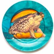 Seletti - TP Porzellanteller Toad
