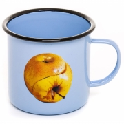 Seletti - TP Emaille Becher Apple
