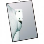 Seletti - TP Espelho Pequeno -  Two Of Spades