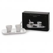 Seletti - Coffee Conjunto (5 peças de conjunto de café)