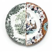 Seletti - Hybrid Ipazia Dinner Plate