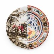 Seletti - Hybrid Eusapia Dinner Plate
