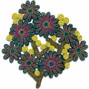 Seletti - Florigraphie Passiflora Tischset