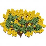 Seletti - Florigraphie Mimosa Tischset