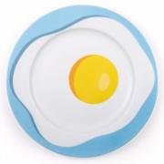 Seletti - Blow Porzellan Teller Ei