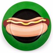 Seletti - Blow Porzellan Teller Hot Dog
