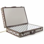 Seletti - Lighting Trunk Koffer mit Spiegel und Beleuchtung