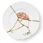Assiette de Diner Kintsugi - Seletti