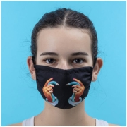 Seletti - TP Hands with Snakes Schutzmaske